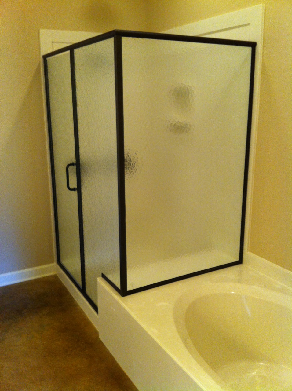 Staley Glass Semi Frameless